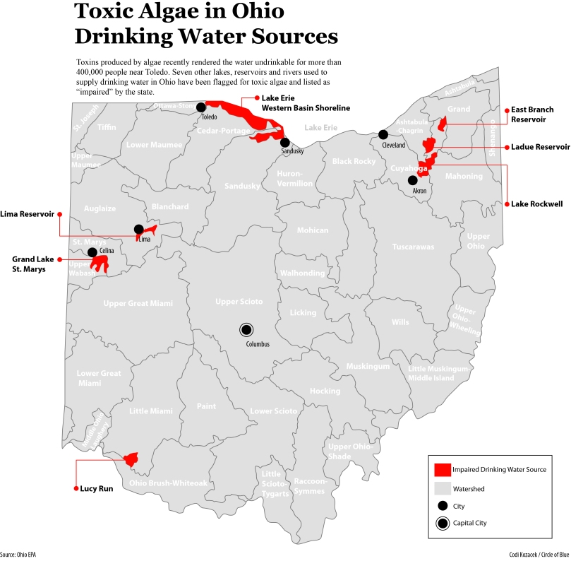 OhioWatershedMap